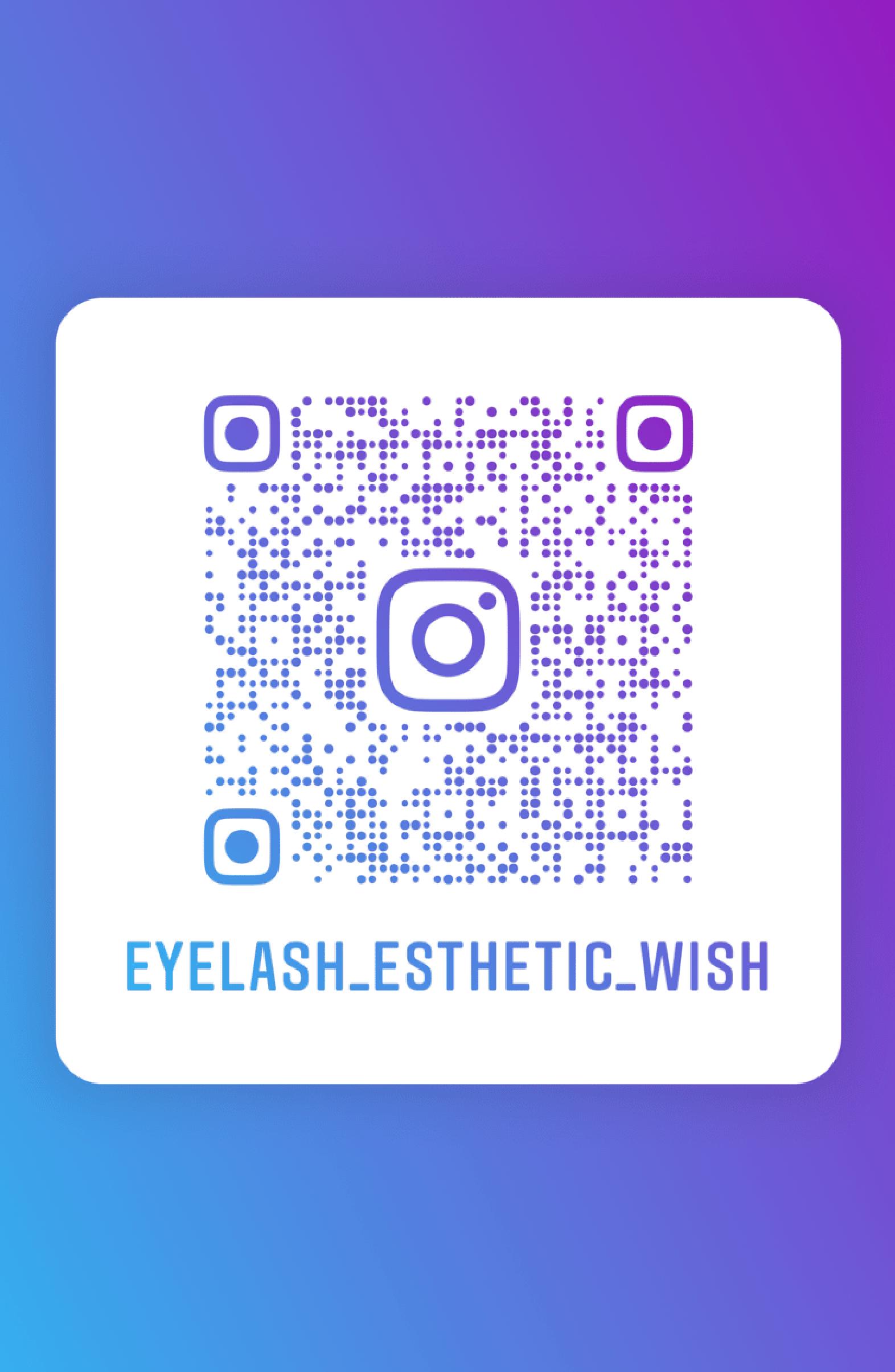 insta01 アートボード 1 - Eyelash&Esthetic Wish